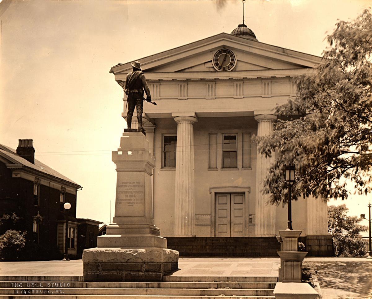 1936 Lynchburg Courthouse