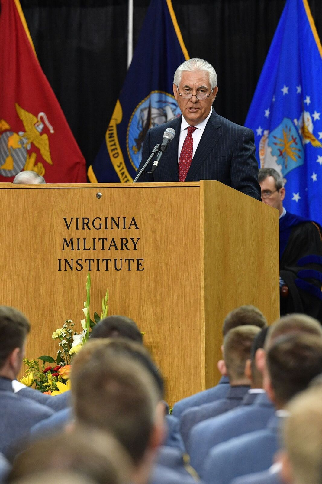 Vmi Calendar May : Tillerson in wake of clashes with trump warns vmi
