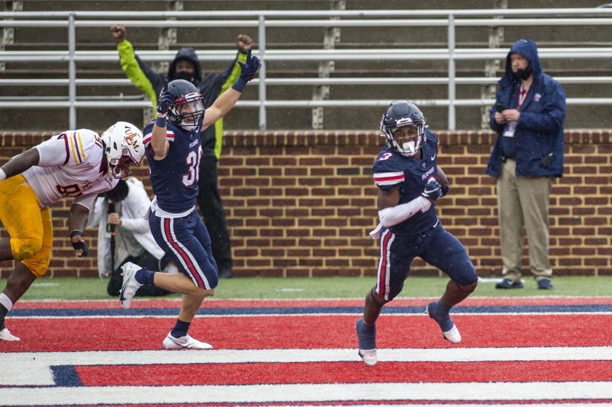 Liberty vs. University of Louisiana Monroe Football