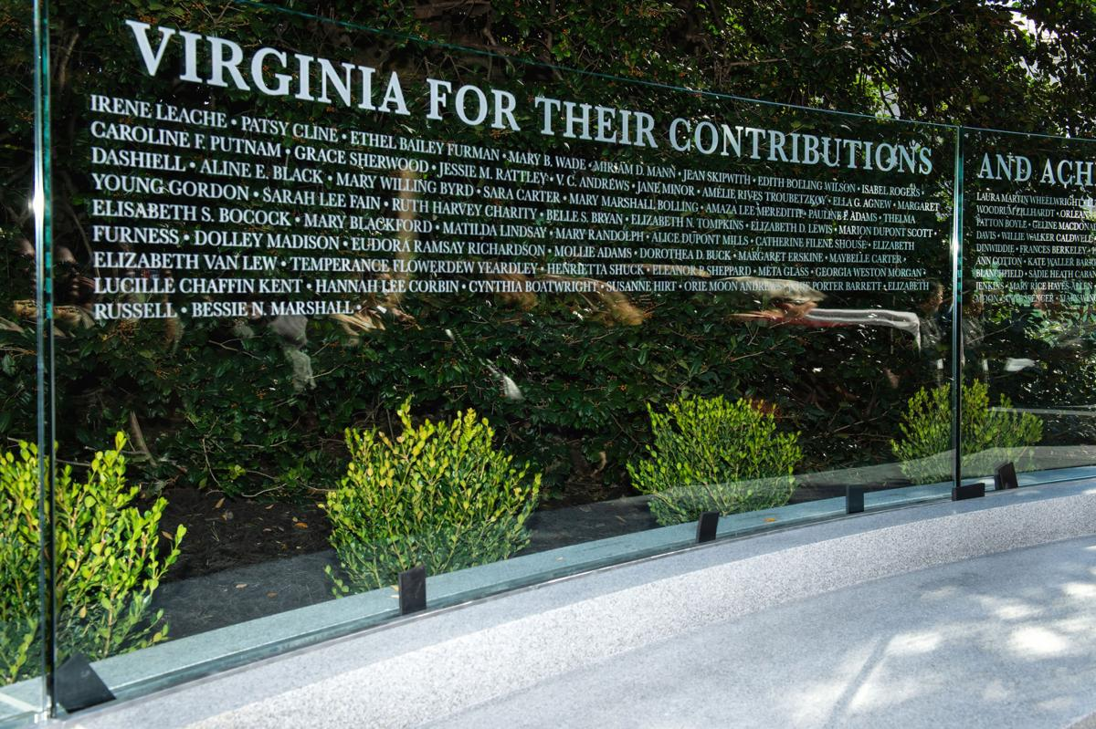 Wall of Honor, COURTESY Library of Virginia (5)