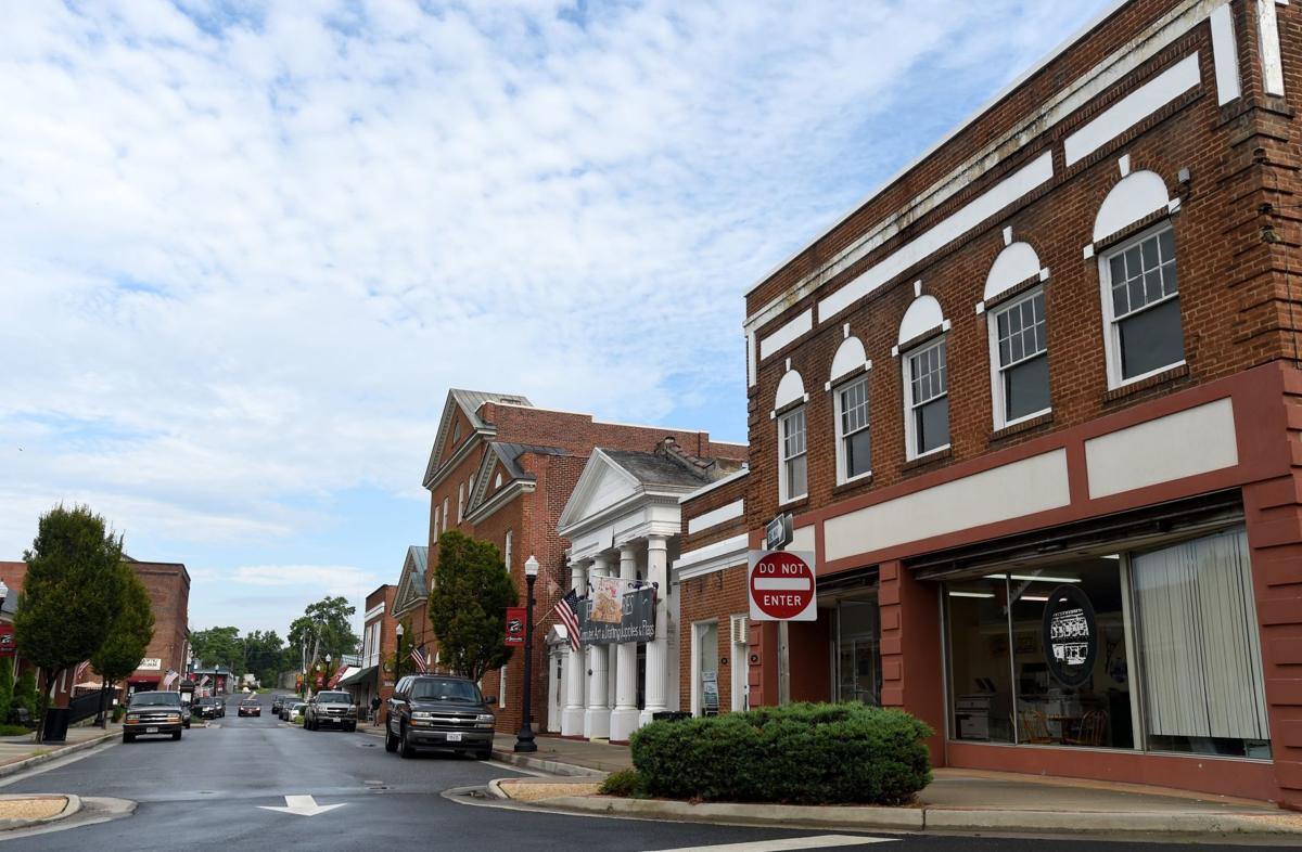Downtown Appomattox
