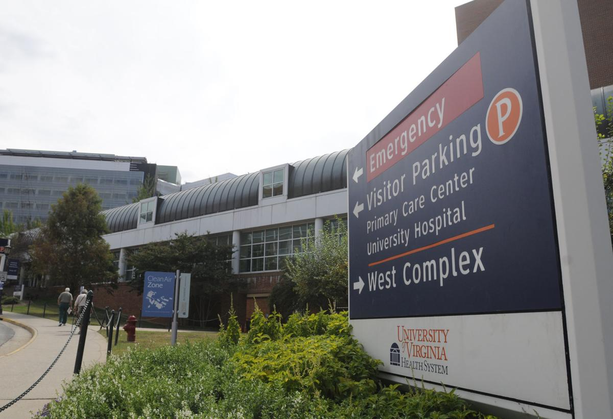 The University of Virginia Medical Center