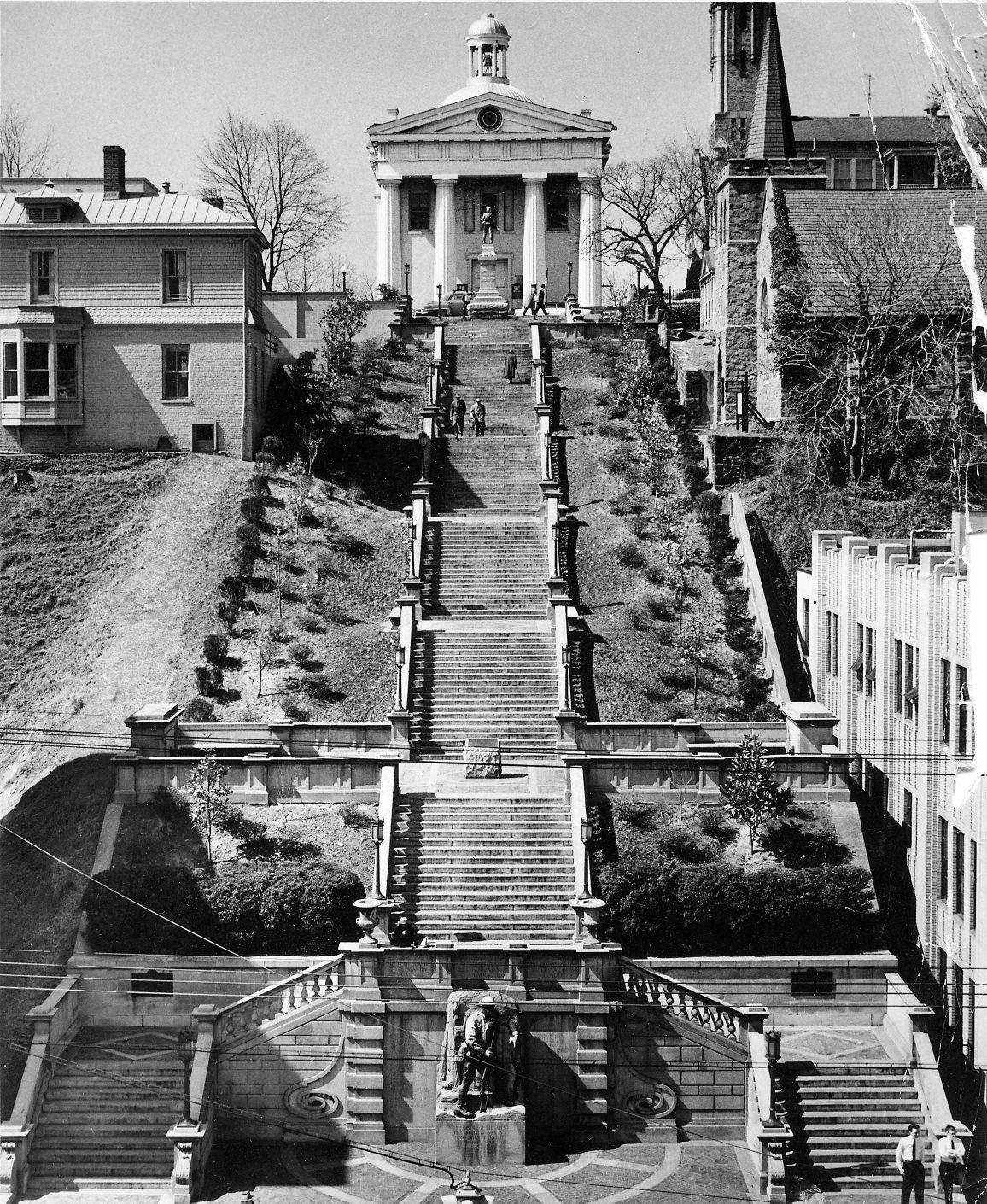 Monument Terrace: Lynchburg's Enduring Pledge Of