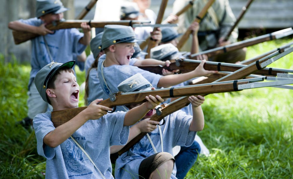 Civil War Video For Kids Librety Kids