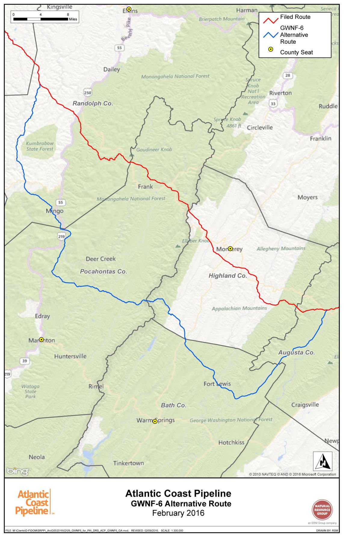 Atlantic Coast Pipeline plans to change route, avoid ... on