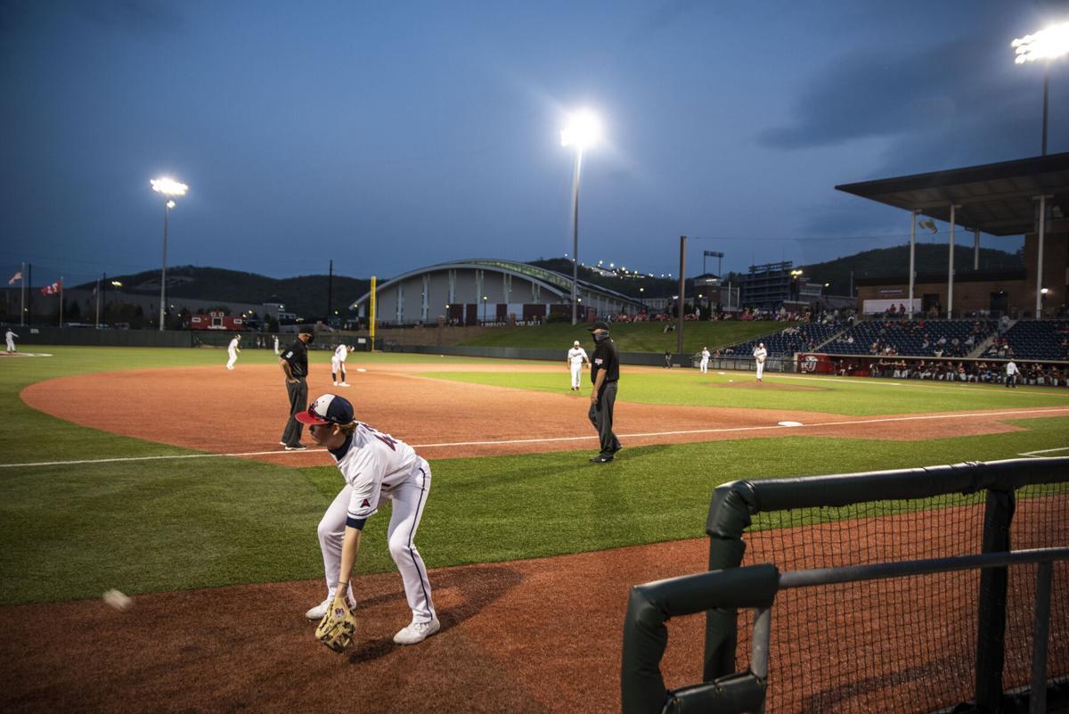 Liberty vs. Virginia Tech baseball