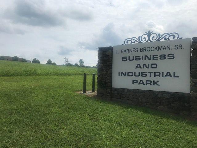 L. Barnes Brockman, Sr. Business and Industrial Park