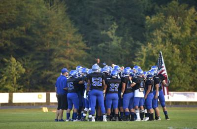 High school football capsules for week 9 high school for M and m motors appomattox