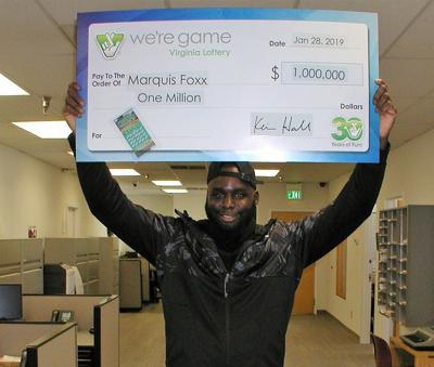 Bedford man wins big on Virginia Lottery scratcher | Local