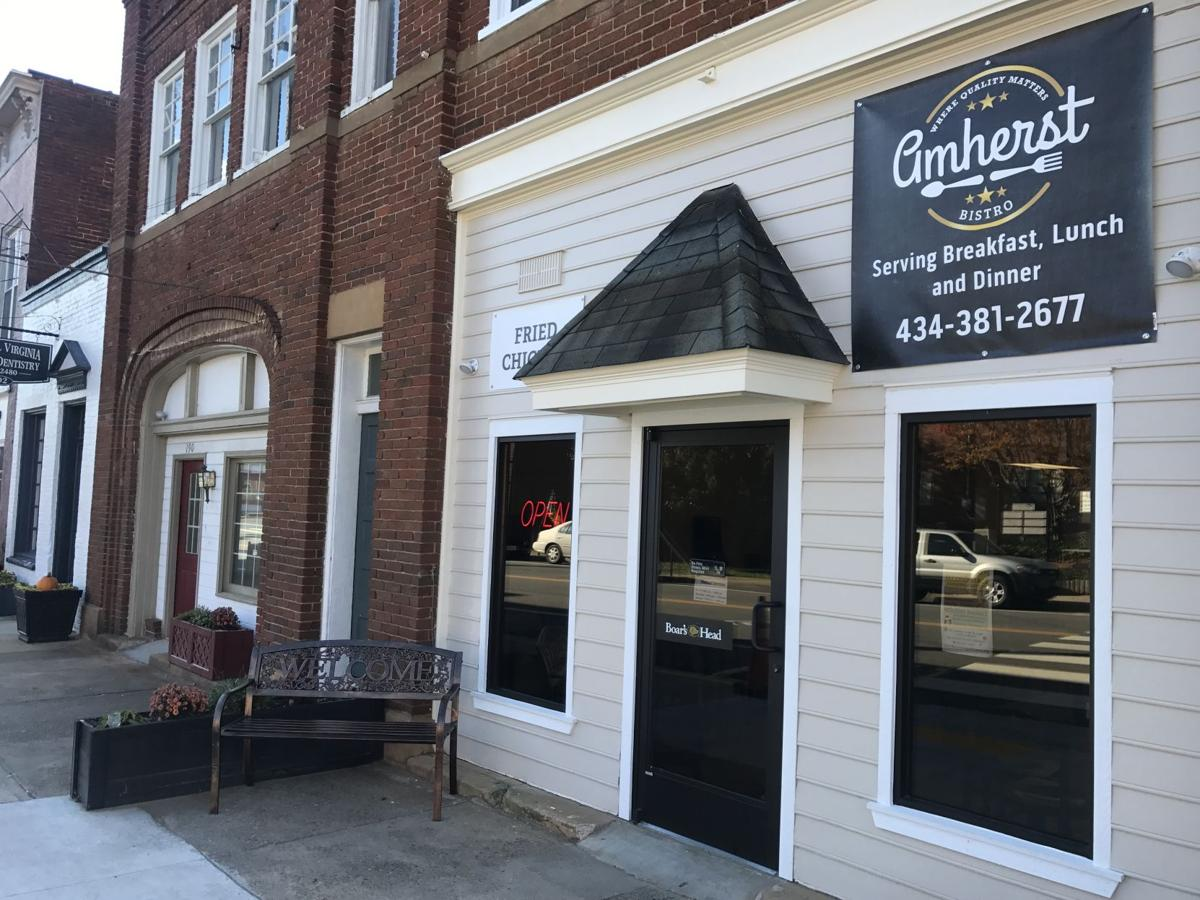 Meals Tax Rebate For Restaurants Approved Amherst News