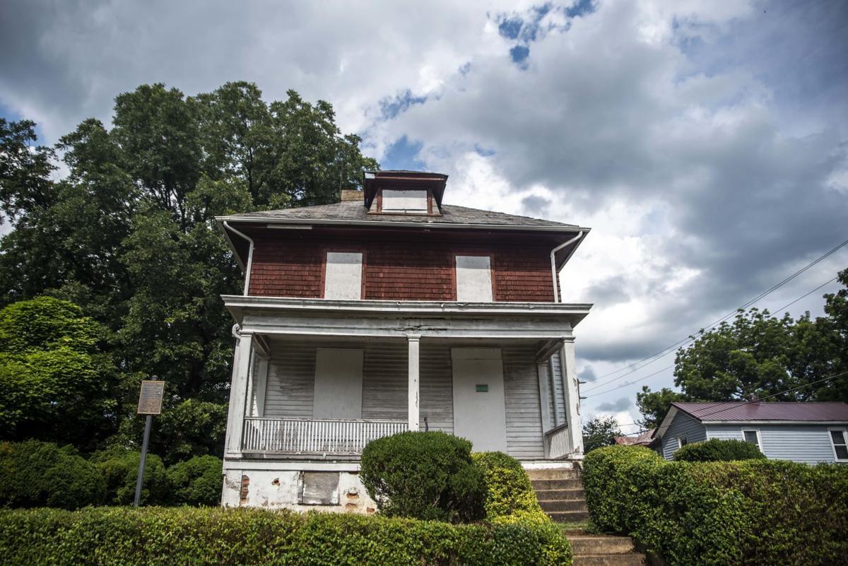 Walter Johnson House