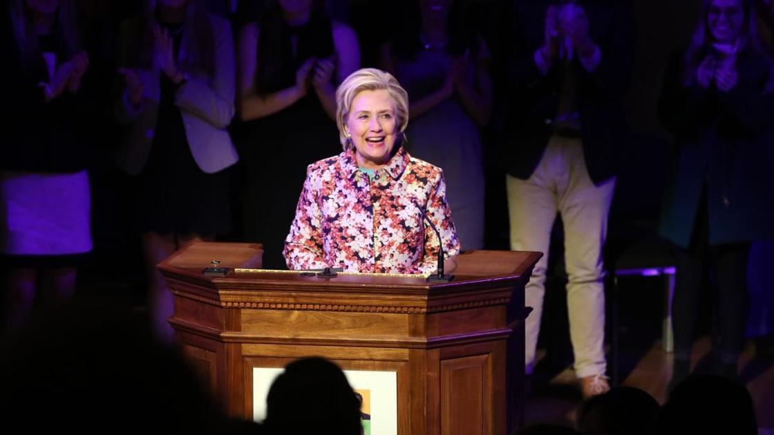 Hillary Clinton, Carly Fiorina to headline 2020 Tom Tom Festival
