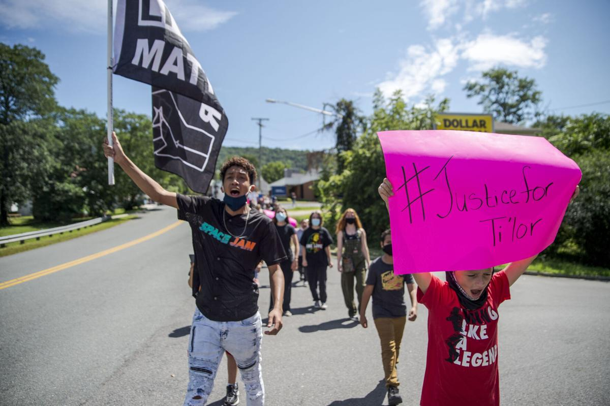 Justice for Ti'lor Rally