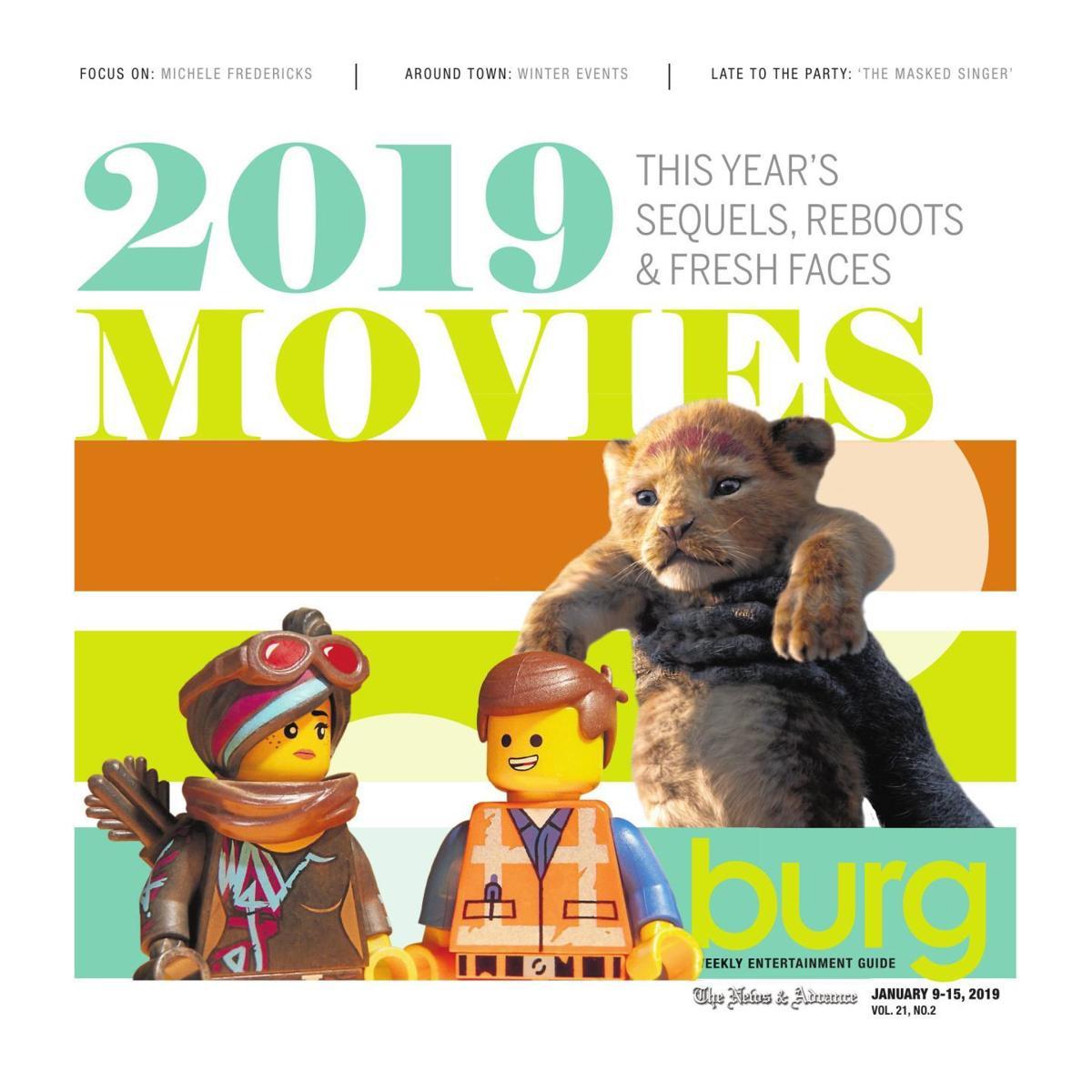 1 - Jan. 9 - 2019 movies