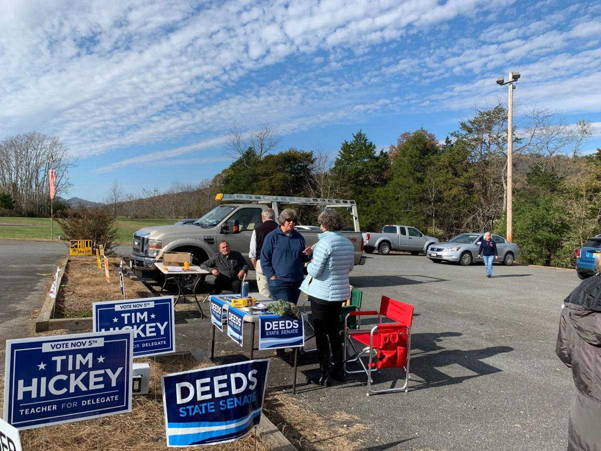 Nelson County Election Day
