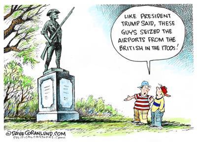 Trump History