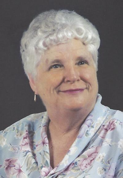 Tuck, Shirley Joyce Shelton
