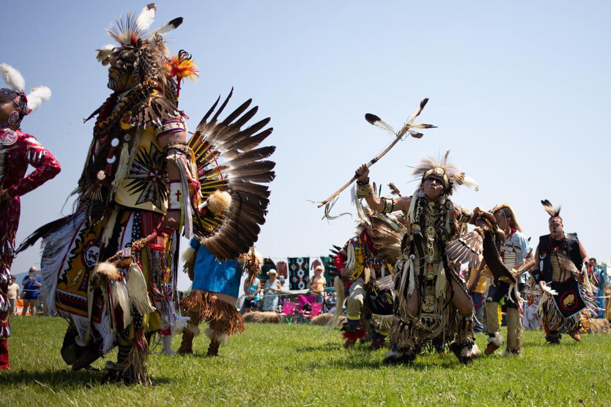 Monacan Indian Nation Powwow
