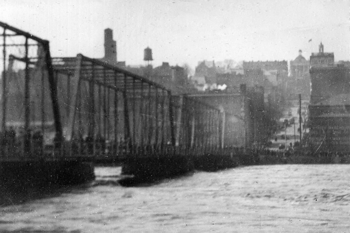 From the Archives Lynchburg s bridges span the years