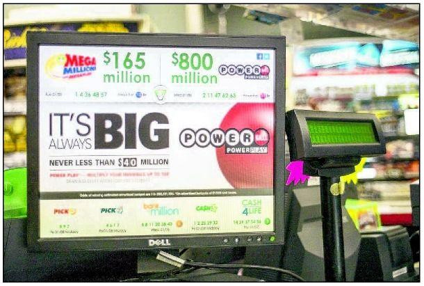 Lottery ticket sales soar     newsadvance com