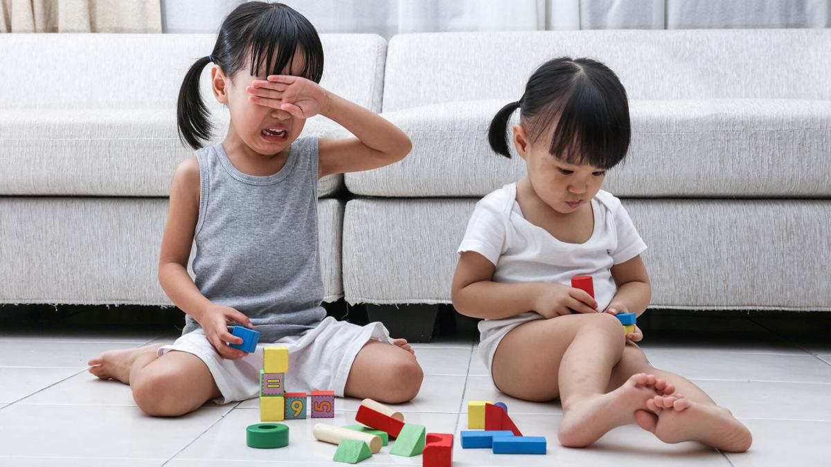 How to help siblings get along better