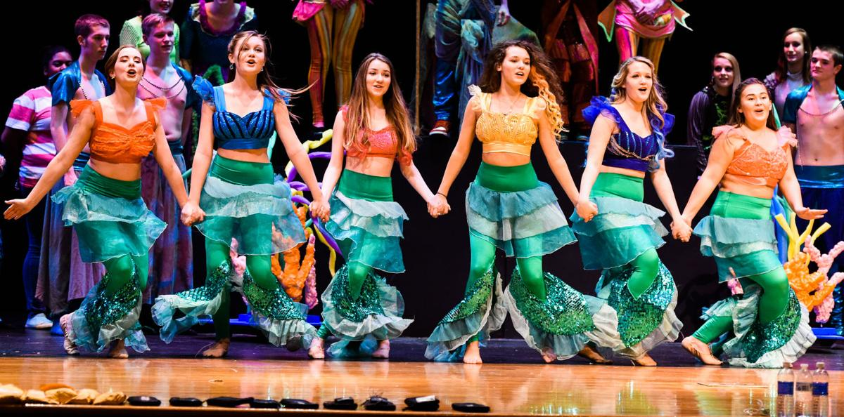 NCHS goes 'under the sea' with Little Mermaid production | News ...