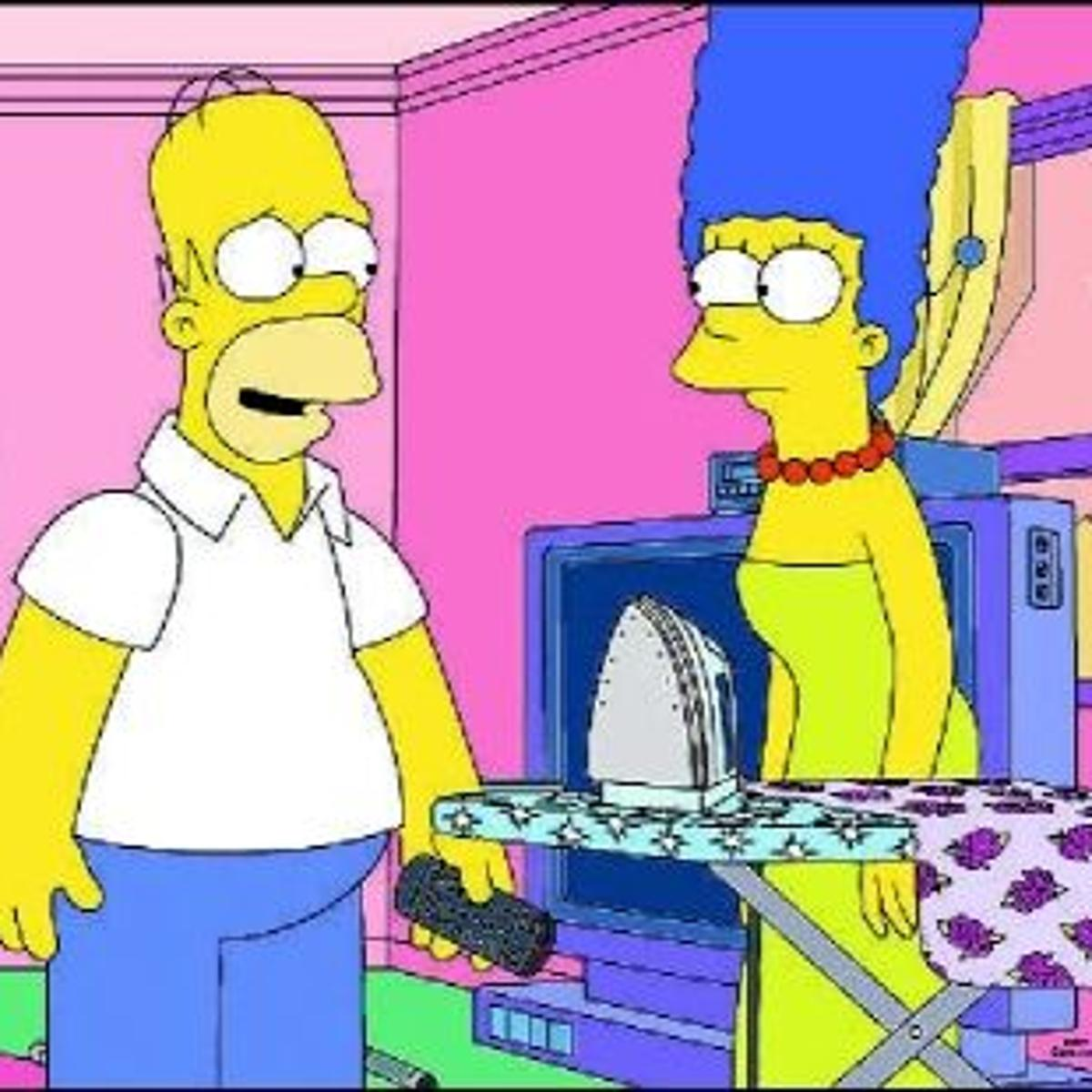 D Oh Marge And Homer Simpson Will Call It Quits Thanks Lena Dunham Newsadvance Com
