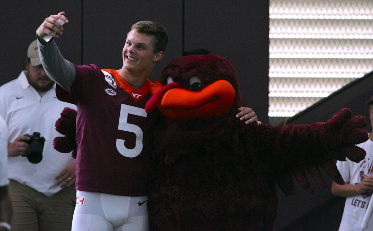 Virginia Tech celebrates 2019 fan day