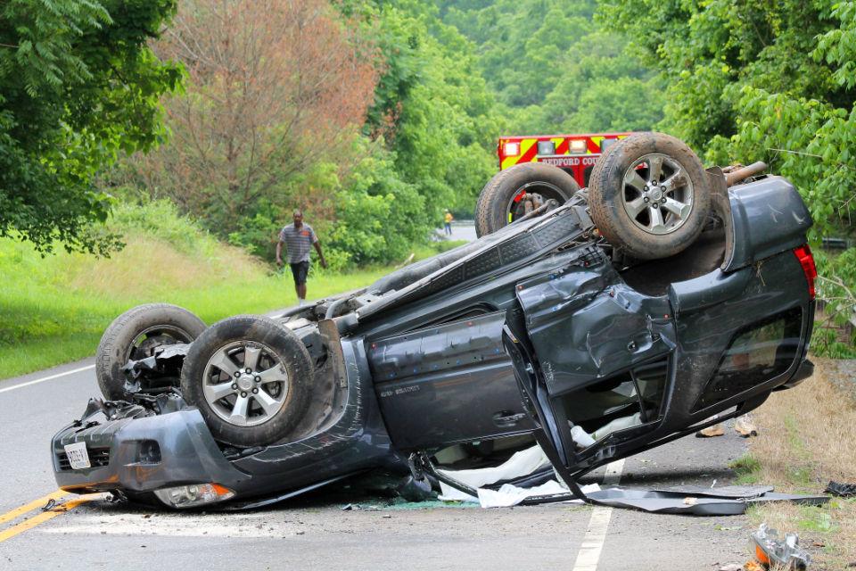 I Had A Car Accident