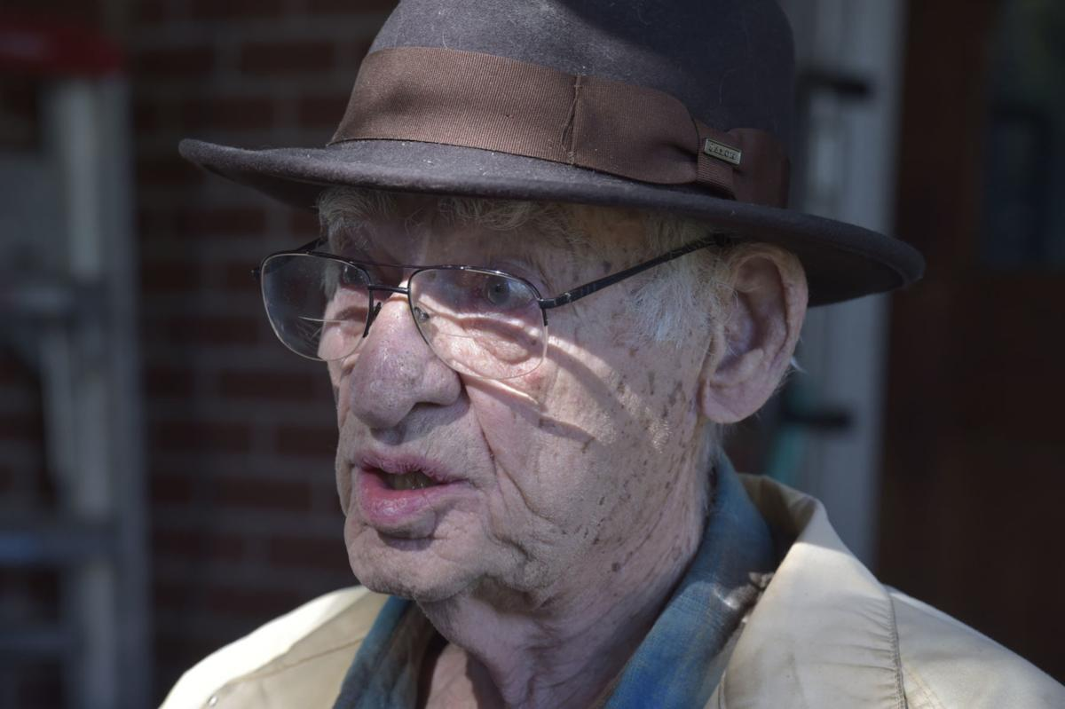 Veteran Robert Brooks 10