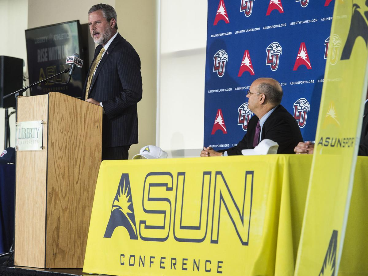 Liberty to Atlantic Sun Conference