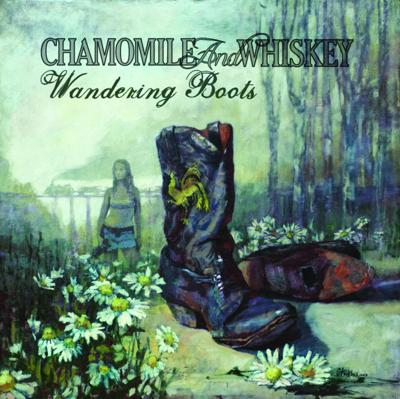 Charlottesville band Chamomile and Whiskey raise a glass to
