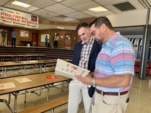 Final farewell: Rustburg alumni, community tour middle school ahead of demolition