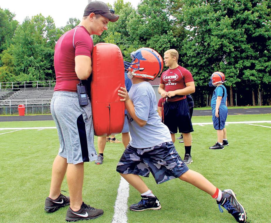 Lancers hold annual Media Day, host youth mini-camp - The ...