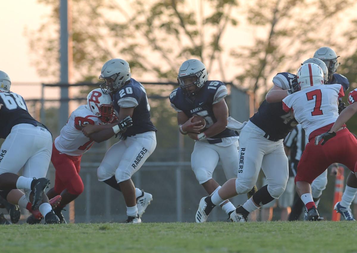 Appomattox vs. Rustburg football 01