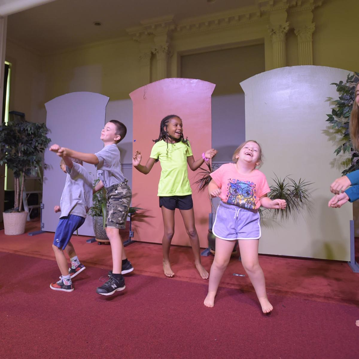 Controlled, creative chaos:' Summer Stage heats up the arts for