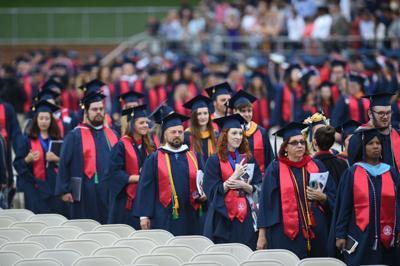 Liberty University Commencement file