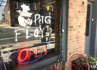 Pig Floyd Emerges After Two Amherst Restaurants Unite Local News