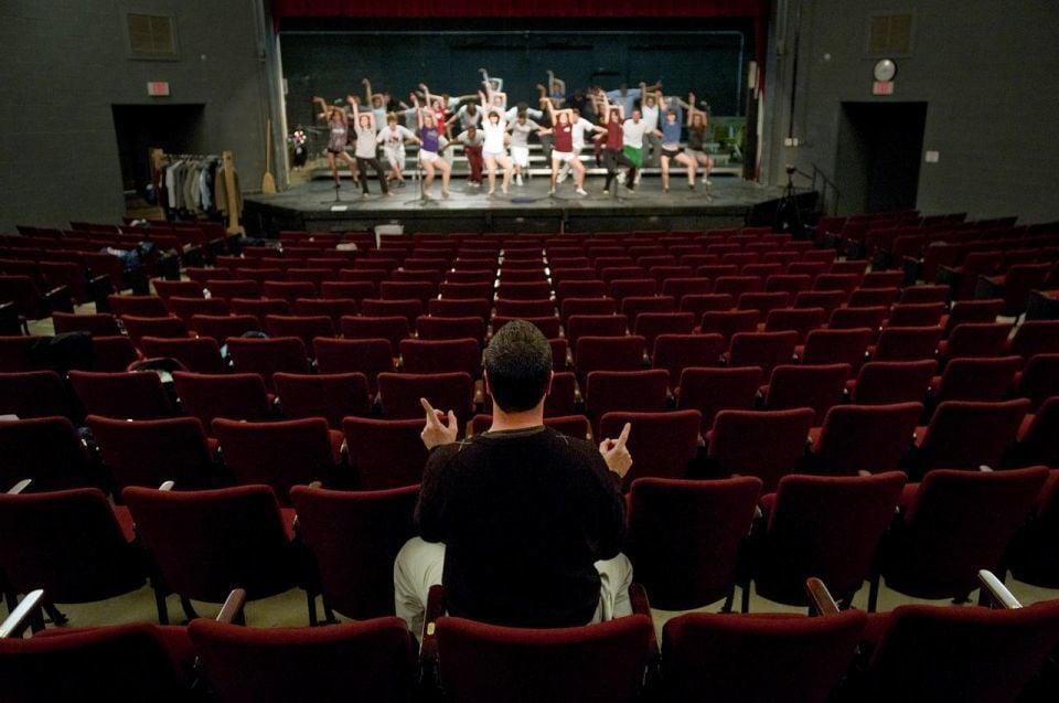 ACHS auditorium