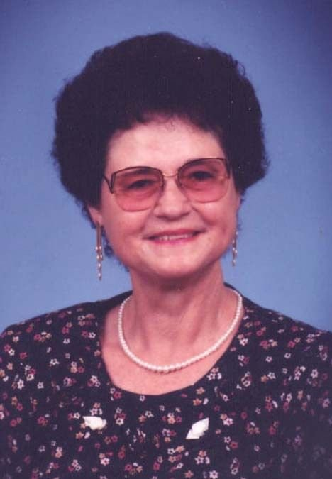 Creasey, Lucille Wilkes