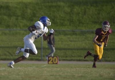 High School Football Games Moved In Anticipation Of Inclement