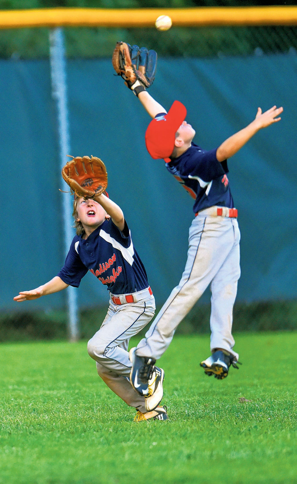 Dixie Youth Coach Pitch Baseball: Madison Heights wins state
