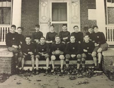 Shoeless Wonders 1926 football team