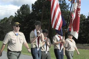 Naruna parade pays tribute to the community