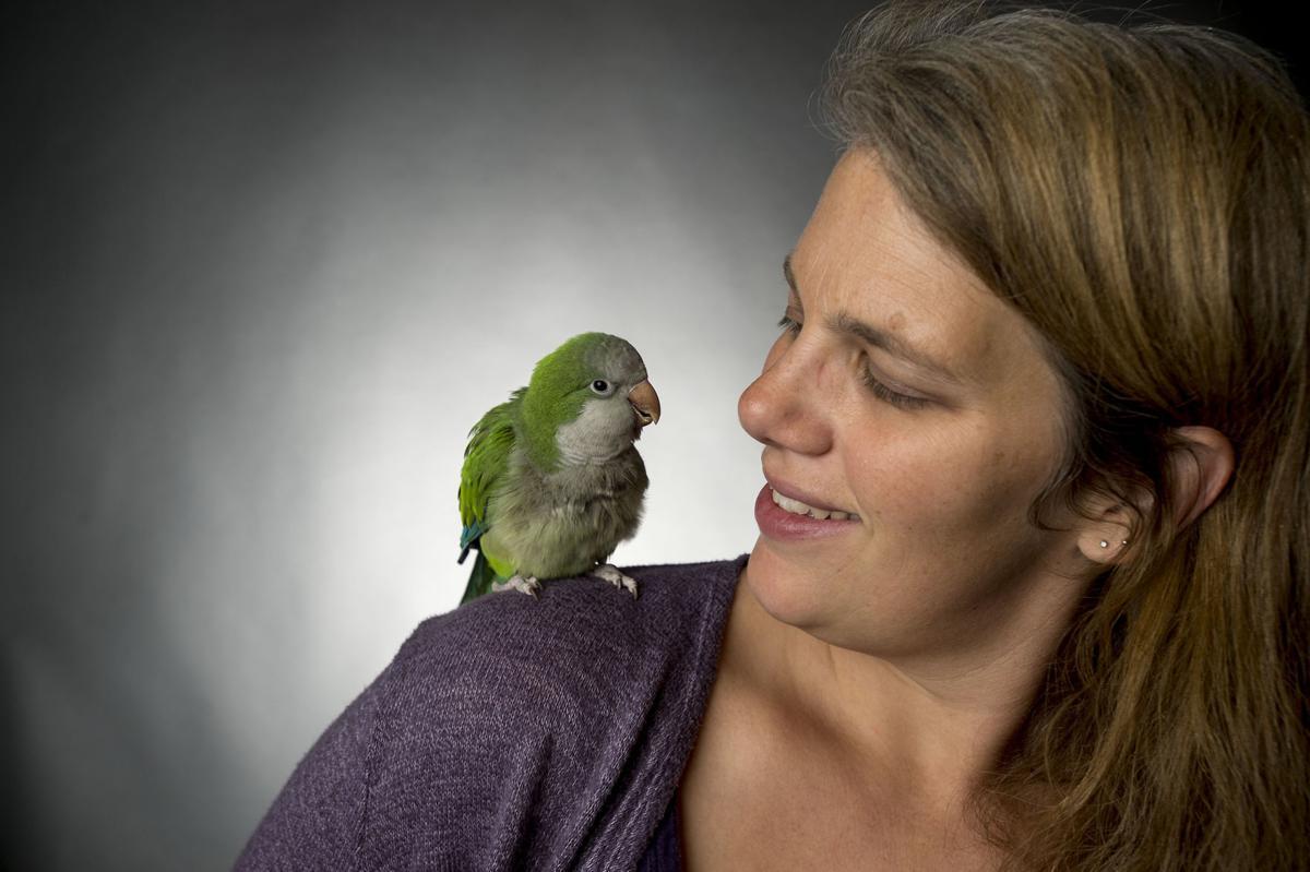 unique bond between birds and humans