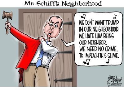 Mr. Schiff's Neighborhood