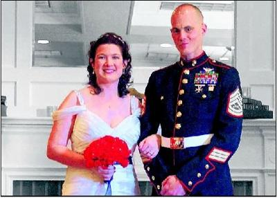 gunnery sergeant and mrs richard levinson mapping