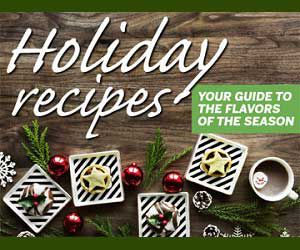 [Food page: Holiday recipes - Your guide to the flavors of the season]