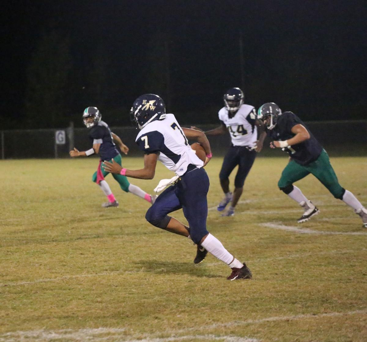 Spring Creek football 2