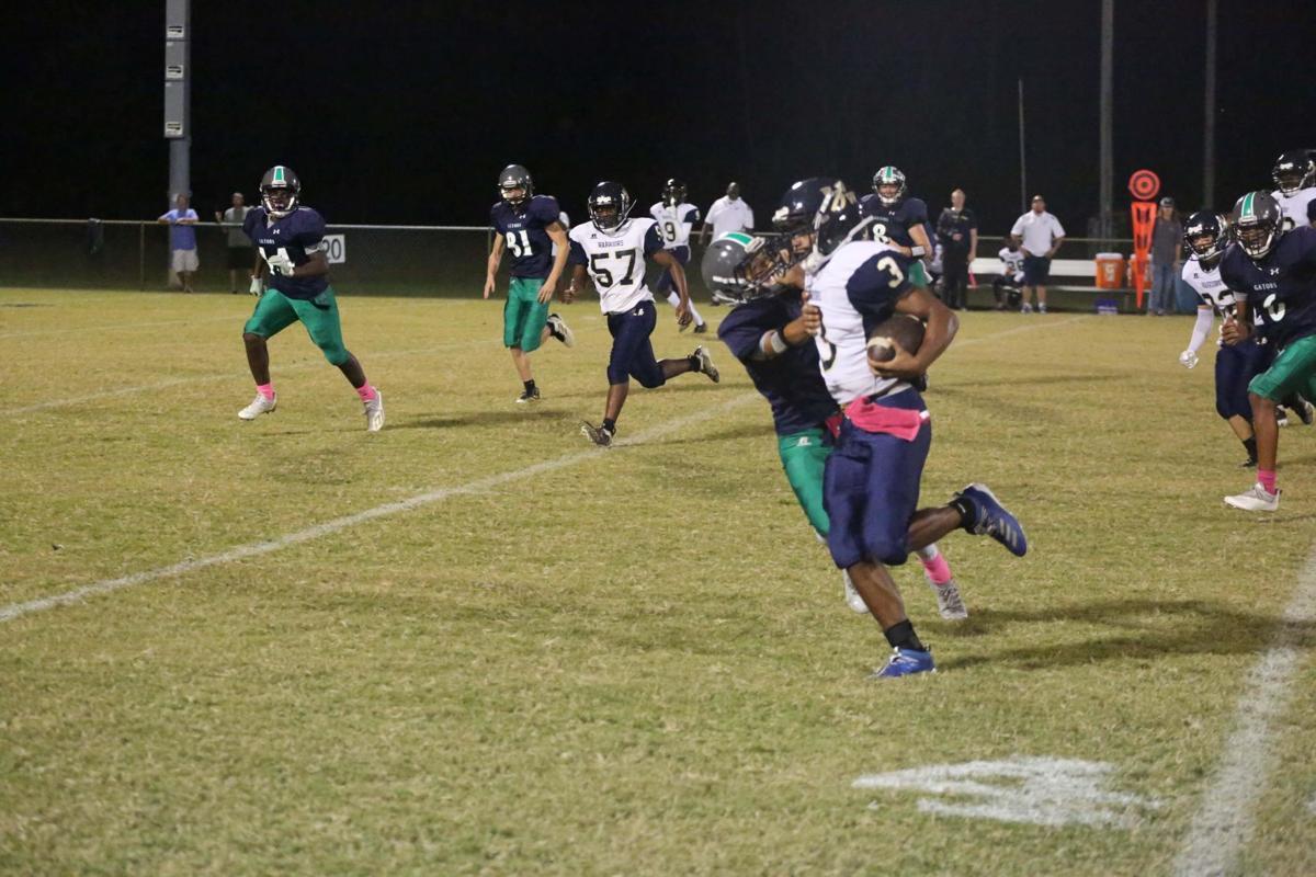 Spring Creek football